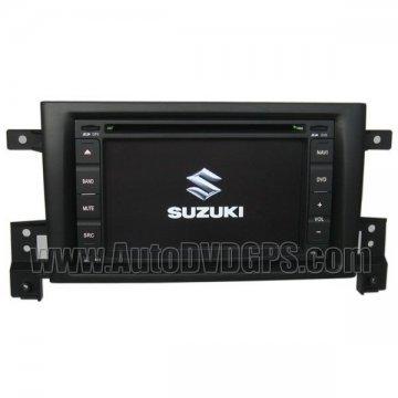 Suzuki Grand Vitara DVD Navigation