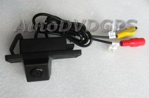 Car Reverse Rearview CCD backup camera for Nissian Qashqai &X-Trail