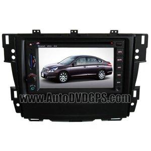 Nissan Teana Navigation DVD Player touchscreen TV Bluetooth iPod