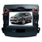 Mitsubishi Outlander DVD indash GPS navigation 7inch Digital HD Touchscreen