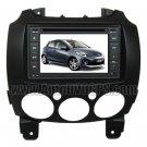 Mazda 2 DVD GPS Navigation Digital HD touchscreen PIP RDS Bluetooth iPod