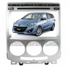 "Mazda 5 DVD GPS player with 8"" Digital HD Touchscreen and Steering Wheel Control and iPod BT Control"