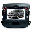 "Citroen C-Crosser& Mitsubishi Outlander&Peugeot 4007 DVD GPS navigation+7"" Digital HD Touch screen"