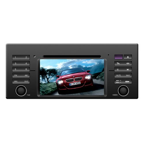 BMW 5 X5 7 Series DVD GPS player with Digital Touch screen / PIP RDS /V-CDC