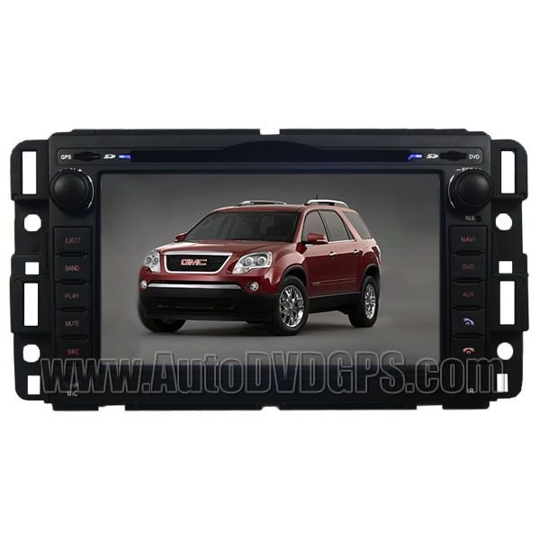 """Chevrolet/Buick/Saturn/GMC Series DVD GPS Player with 7"""" Touchscreen"""