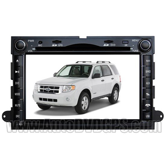 "7"" DVD GPS Navigation Player with PIP BT iPod for Ford 500 F150 Explorer Expedition Escape Freestyle"