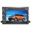 2 Din DVD GPS Navi radio Update + Bluetooth Notebook For 05-07 Ford 500