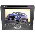 "SON775 7""HD TouchscreenDVDGPS Navigation Player with PIP RDS iPod V-CDC for2011HYUNDAI SONATA YF i45"