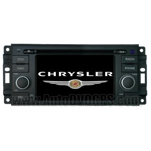 JEP802 Chrysler Sebring/Jeep Commander Compass DVD GPS player with Digital Touchscreen