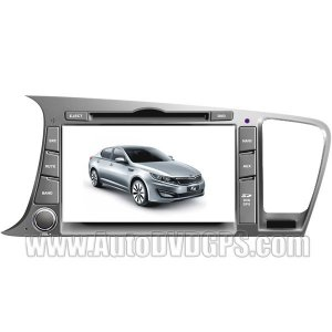 "KIA791 Car DVD Player with GPS navigation and8""HD touchscreen and Bluetooth for KIA K5&2011 OPTIMA"