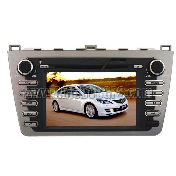 MZD972 Mazda 6 OEM AutoRadio GPS Navigation +All In One Multimedia system Notebook
