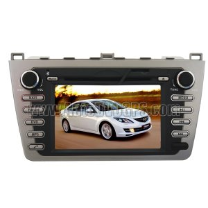 MZD972 Mazda 6 OEM AutoRadio GPS Navigation +All In One Multimedia system Notebook