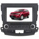 "OTL756 Car DVD Player withGPSnavigation and8""HD touchscreen and Bluetooth for MITSUBISHI OUTLANDER"