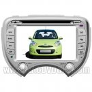 """MAC770 7"""" HD Touchscreen DVD GPS Navigation Player with PIP RDS iPod V-CDC for NISSAN MARCH"""