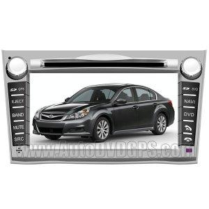 """LGC761  2009-2011 Subaru Legacy DVD GPS Navigation Player 7"""" HD Touchscreen with PIP RDS iPod V-CDC"""