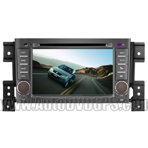 "SZK753 7""Digital touchscreen Suzuki Grand Vitara DVD with in-dash Navigation/ PIP Bluetooth iPod"