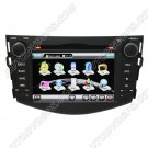 "RAV718 7""Digital HD touchscreen ToyotaRAV4 DVD GPS Navigation player with FM USB RDS Bluetooth iPod"