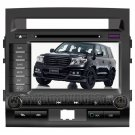 "LDC760  TOYOTA LAND CRUISER DVD GPS Navigation Player 8"" HD Touchscreen with PIP RDS iPod V-CDC"