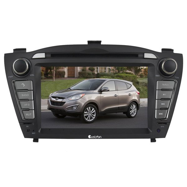 Custron T1070HYD Hyundai IX35 Updated GPS Navigation Radio+ All In One Multimedia system