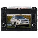 PRD520 Custron T1070PRD OEM DVD GPS Navi Radio For Toyota Prado + BT Handsfree iPOD Phonebook