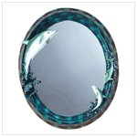 DOLPHIN WALL MIRROR - Item # 32164