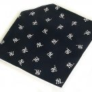 New York Yankees Logo Bandana Size Small