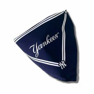 New York Yankees Official MLB Dog Bandana Size Medium/Large