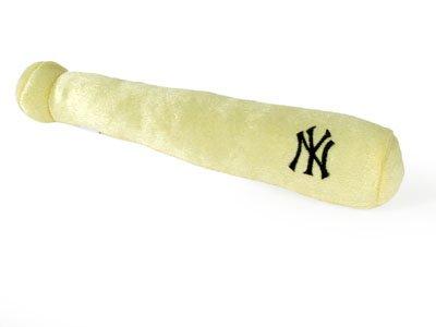 New York Yankees Plush Bat Dog Toy