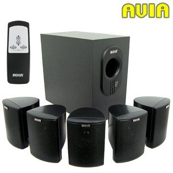 AVIA® 5.1 HOME THEATER SPEAKER SYSTEM