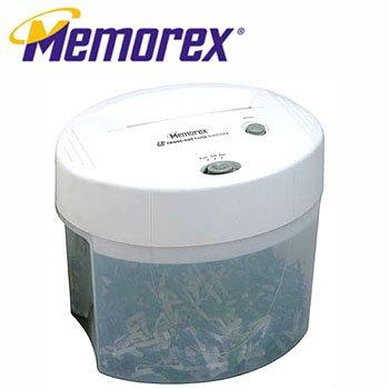MEMOREX® DESKTOP PAPER SHREDDER