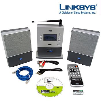 LINKSYS® WIRELESS-B MUSIC SYSTEM