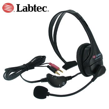LABTEC® CLEARVOICE HEADSET/BOOM MIC