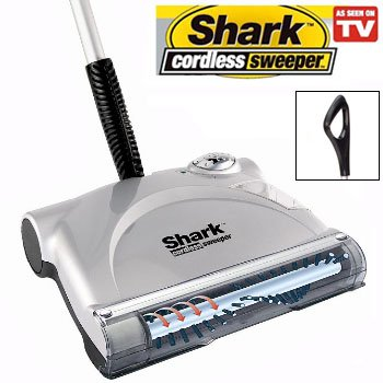 SHARK EURO-PRO� ALL SURFACE CORDLESS SWEEPER