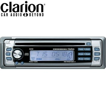 CLARION® MARINE AM/FM CD PLAYER