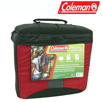 COLEMAN® FULL SIZE BACKPACK/COOLER