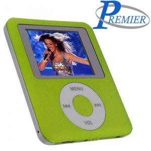 PREMIER® 2GB DIGITAL MP4 PLAYER