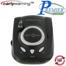 EARLY WARNING™ SAFETY/RADAR/LASER DETECTOR