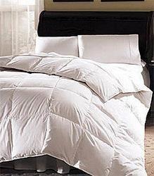 Lifestyled Aurora White F/Q Down Comforter