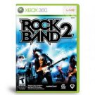 Rock Band 2 Software X360