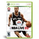 NBA Live 09 X360