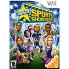 Celebrity Sports Showdown Wii