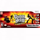Guitar Hero  World Tour Band Kit Wii