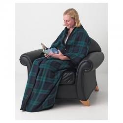 Maxam® Fleece Snuggle Blanket