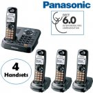 PANASONIC® 6.0 DIGITAL CORDLESS PHONE