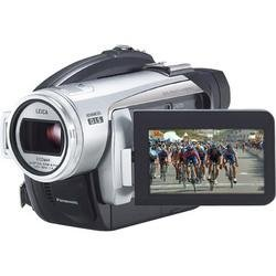 """Panasonic  AVCHD 3CCD Hybrid Hi-Def SDTM/DVD Camcorder With 2.7"""" Wide LCD"""
