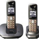 Panasonic DECT cordless phone- 2 Handsets