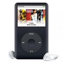 Apple 160GB iPod Classic Digital Media Player (Black)