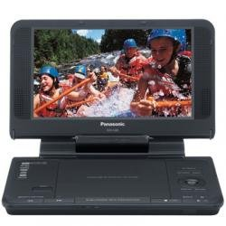 Panasonic Consumer 8.5 Portable DVD/CD Player