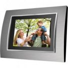 "Coby 8"" Digital Photo Frame With 1GB Memory"