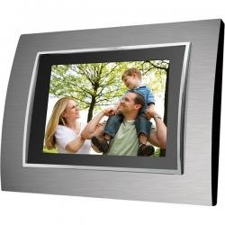 """Coby 8"""" Digital Photo Frame With 1GB Memory"""